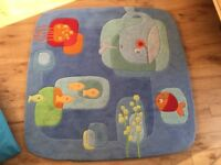 Quality Children's rug from the well known brand HABA