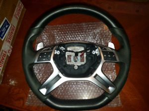 2015 ML63 AMG steering wheel OEM as is 250$