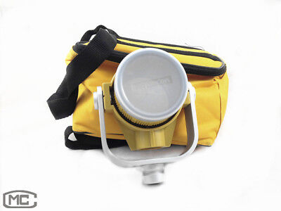 Yellow Topcon Prism With Bag For Topconsokkianikonpentax Total Station