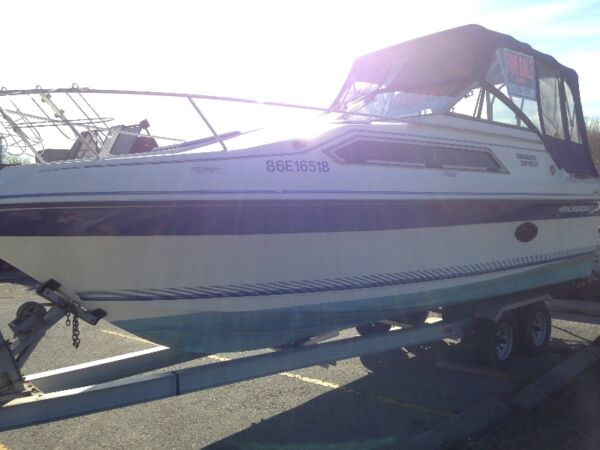 Used 1989 Thunder Craft Boats Magnum Express