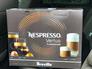 Nespresso coffe maker