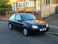 Ford Fiesta 1.3 With MOT & Service History, Low Mileage, Cheap 4 Insurance, Excellent Reliable Hatch