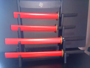 Samurai Sword Kitchen Knives