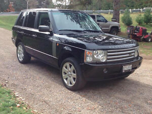 2005 Land Rover Range Rover Westminster SUV, Crossover