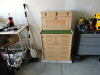 Fly tying chest excellent condition NEED GONE ASAP
