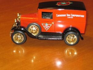 Canadian Tire Diecast Truck Collection