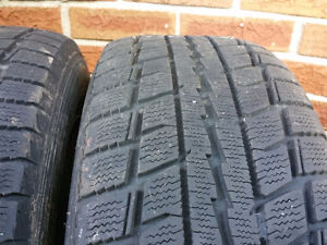 16 inch 4 tires on rims maxima infinity etc West Island Greater Montréal image 1