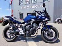 2008 Yamaha FZ6 Fazer - NATIONWIDE DELIVERY AVAILABLE