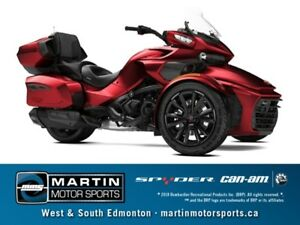 2018 Can-Am Spyder RT Limited Dark