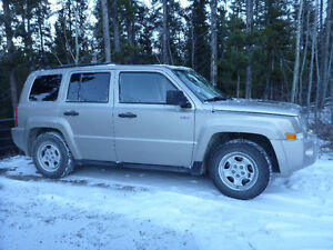 2009 Jeep Patriot Northern Edition SUV, Crossover