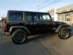 Jeep wrangler unlimited sport 2011