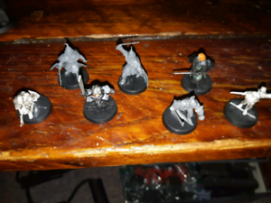 Games workshop Lord of the rings models great for dnd