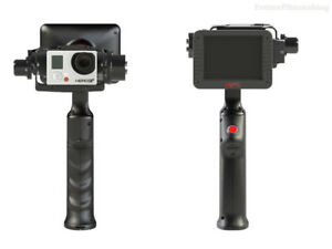 Go Pro Hero + Stabilizer +2BAttery And charger extra
