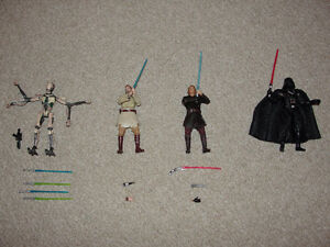 Star Wars Figures Mint and Complete London Ontario image 6