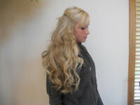 Hair Extensions- Wanted Great Ladies for Great Hair & Service