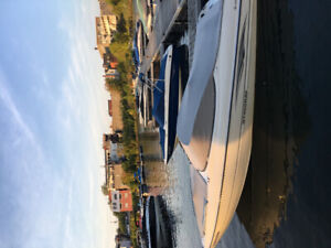 Bateau Stingray LS 2004 open deck