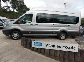 Ford Transit 460 Trend 17 Seat Minibus 2.2 Manual Diesel