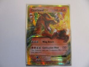 CHARIZARD EX  -  FOIL CARD  -  X AND Y EVOLUTIONS