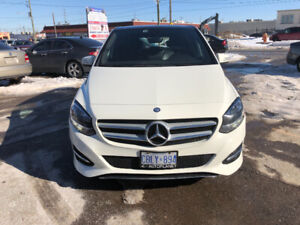 2015 Mercedes Benz B250 Fully Loaded 83000km Certified Navi Pano
