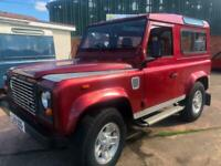 1993 Land Rover 90 DEFENDER TURBO DIES Diesel Manual