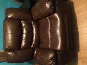leather lazy boy recliner for sale