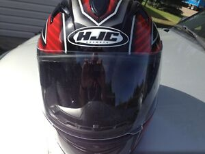 "HJC IS-16 ""Ramper"" Motorcycle Helmet - size XXL - LIKE NEW Strathcona County Edmonton Area image 6"