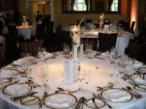 Wedding décor,ceremony,centerpieces,garland , RENTAL