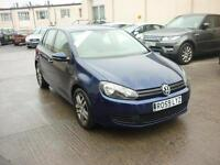 2010 Volkswagen Golf 2.0TDI CR ( 140ps ) SE Finance Available