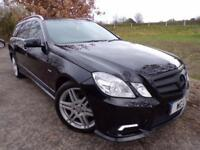 2010 Mercedes Benz E Class E250 CGI BlueEFFICIENCY Sport 5dr Tip Auto Heated ...