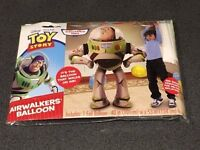 """Toy Story Buzz Lightyear Childrens Birthday Party Air Walker Balloon Foil 53"""""""