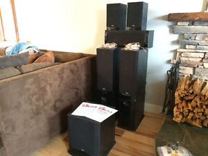 Invermere - Ikon Audio Home Theatre System