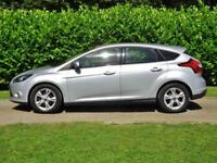 Ford Focus 1.6 Zetec Tdci 5dr DIESEL MANUAL 2014/14