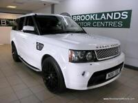 Land Rover Range Rover Sport 3.0 SDV6 AUTOBIOGRAPHY SPORT AUTO 4WD [5X SERVICES,