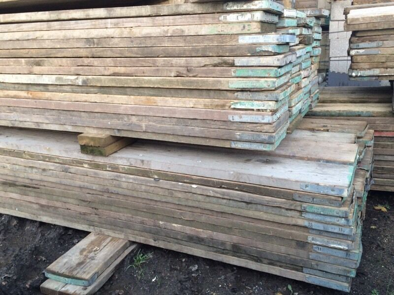 Reclaimed Timber Boards Planks Flooring Decking Scaffold