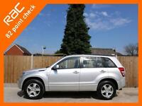 2008 Suzuki Grand Vitara 1.9 DDIS Turbo Diesel X-ES 5 Door 5 Speed 4x4 4WD Clima