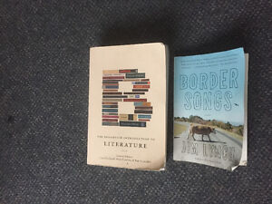 The broadview introduction to literature and border songs