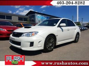 2013 Subaru WRX Base  265HP, AWD, 5-Speed Manual