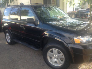 2007 Ford Escape 4X4