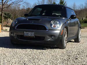 2009 MINI Mini Cooper S Piano Trim Package Hatchback