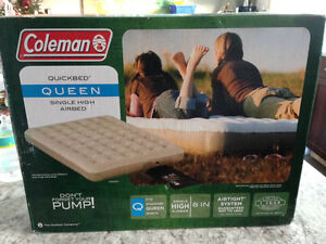 Coleman Quickbed Queen Sized Airbed