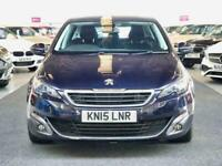 2015 Peugeot 308 2.0 BlueHDi 150 Allure 5dr EAT6 Auto Hatchback Diesel Automatic