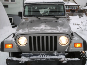 2001 jeep tj 3000 or trade for a truck