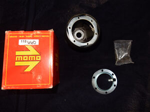 Momo hub for Volkswagen Rabbit Jetta MK1