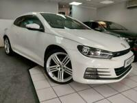 2014 Volkswagen Scirocco 2.0 R LINE TDI BLUEMOTION TECHNOLOGY 2d 150 BHP Coupe D