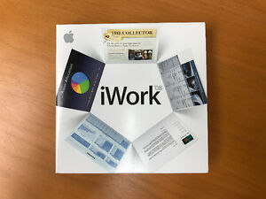 Apple iWork '08 2008 Software (Old Version)