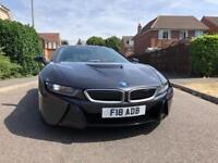 2016 BMW i8 1.5 4x4 (s/s) 2dr