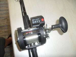new Penn fishing reel