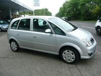 2006 Vauxhall Meriva 1.6 i 16v Club 5dr