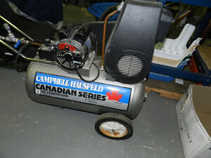 Air Compressor Campbell Hausfeld  MADE IN USA all of it!!!!!!!!!