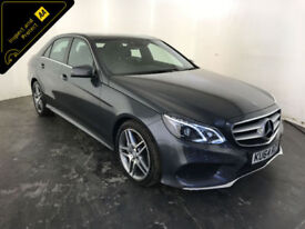 2014 64 MERCEDES-BENZ E350 AMG SPORT BLUETEC 1 OWNER MERCEDES HISTORY FINANCE PX